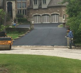 Residential paving Lemont
